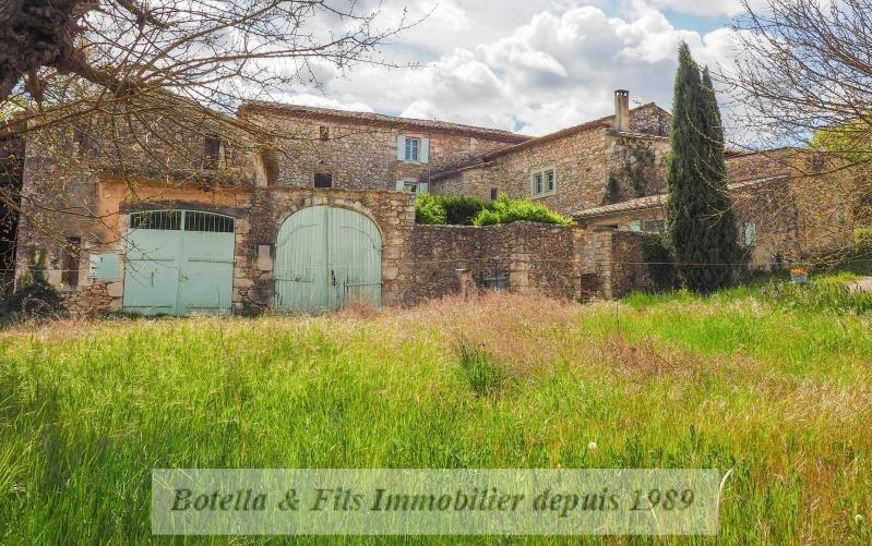 Verkoop van prestige  huis Uzes 533000€ - Foto 1