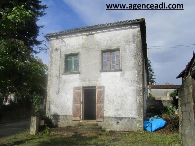 Vente maison / villa La chapelle baton 55000€ - Photo 1