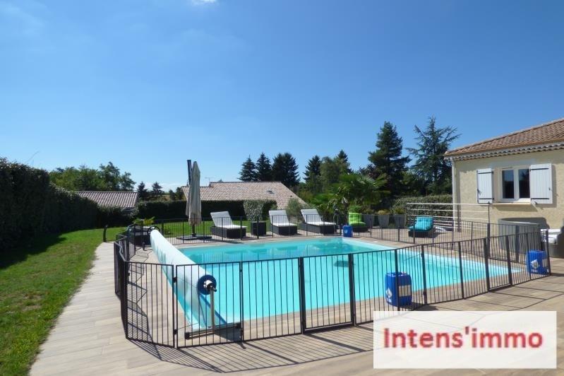 Vente maison / villa Peyrins 399000€ - Photo 9
