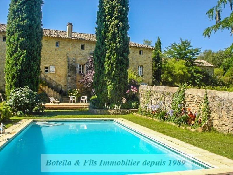 Vente de prestige maison / villa Uzes 998000€ - Photo 2