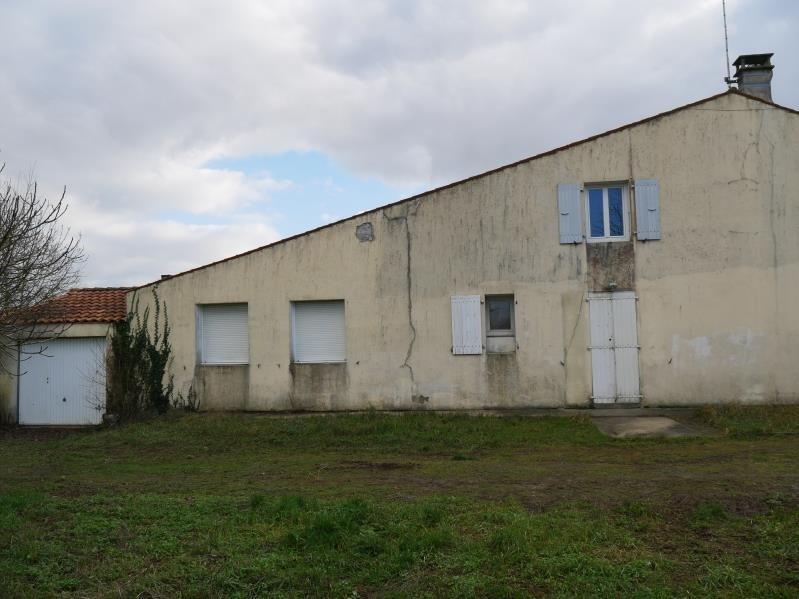 Vente maison / villa Le thou 149000€ - Photo 3
