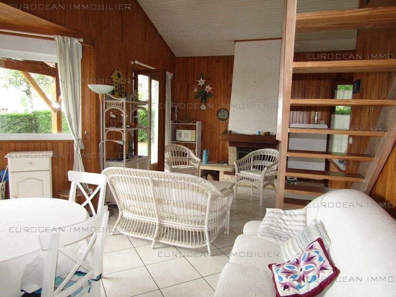 Alquiler vacaciones  casa Lacanau 425€ - Fotografía 3