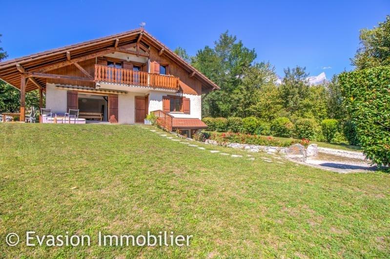 Sale house / villa Passy 520000€ - Picture 1