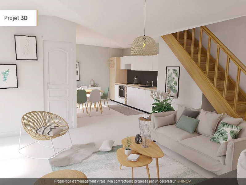 Vente maison / villa La norville 249000€ - Photo 1