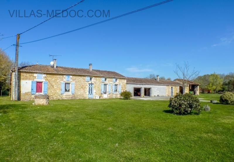 Vente maison / villa Lesparre medoc 315000€ - Photo 1