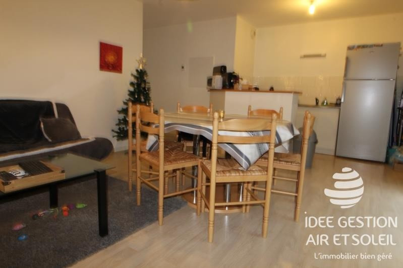 Sale apartment Clohars carnoet 160 528€ - Picture 1