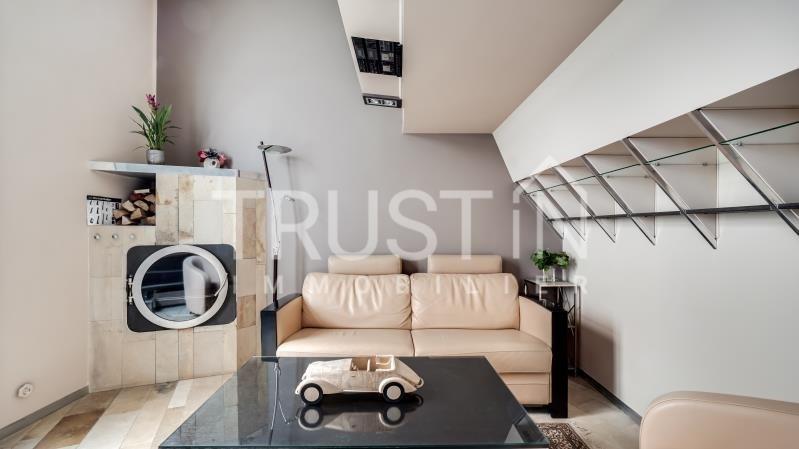 Vente appartement Paris 15ème 665600€ - Photo 2