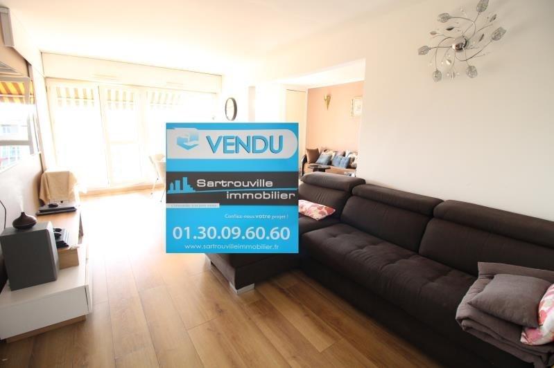 Vendita appartamento Sartrouville 215000€ - Fotografia 1