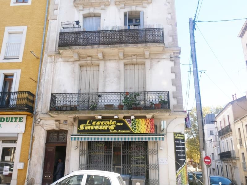 Vente local commercial Beziers 55 000€ - Photo 1