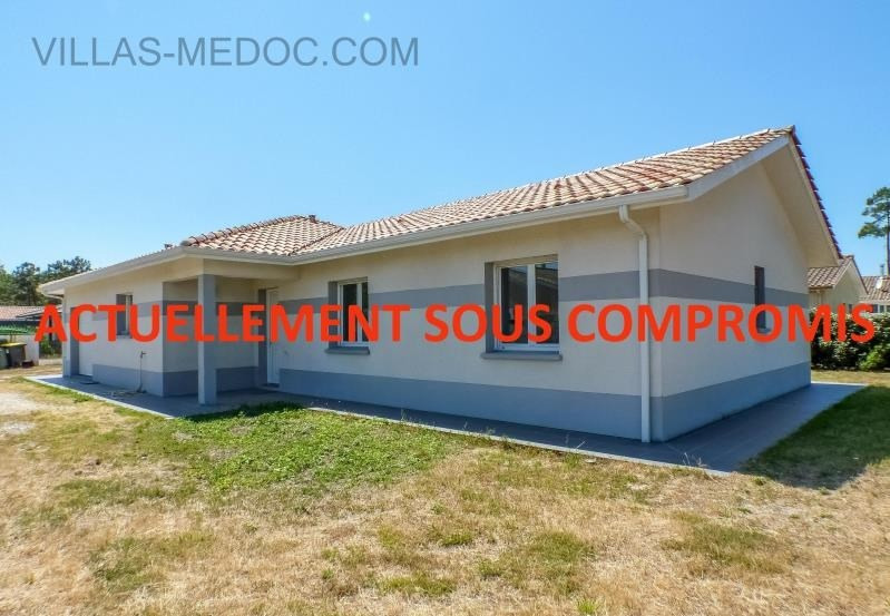 Vente maison / villa Vendays montalivet 302 000€ - Photo 1