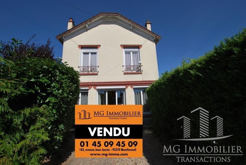 Sale house / villa Montfermeil 270000€ - Picture 1