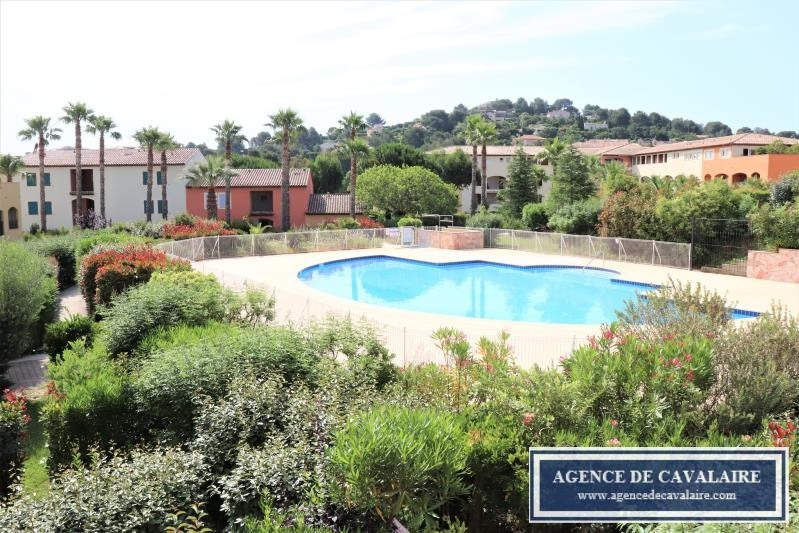 Sale apartment Cavalaire sur mer 364 000€ - Picture 1