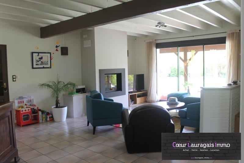 Sale house / villa St orens de gameville 478000€ - Picture 2