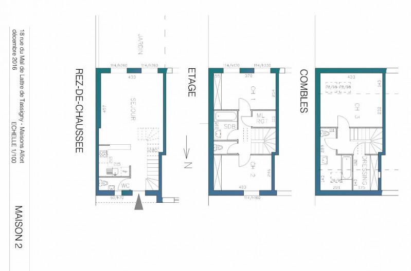 Revenda casa Maisons alfort 699000€ - Fotografia 3