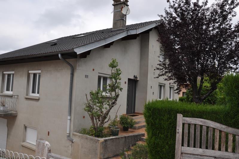 Vente maison / villa Oyonnax 263000€ - Photo 1