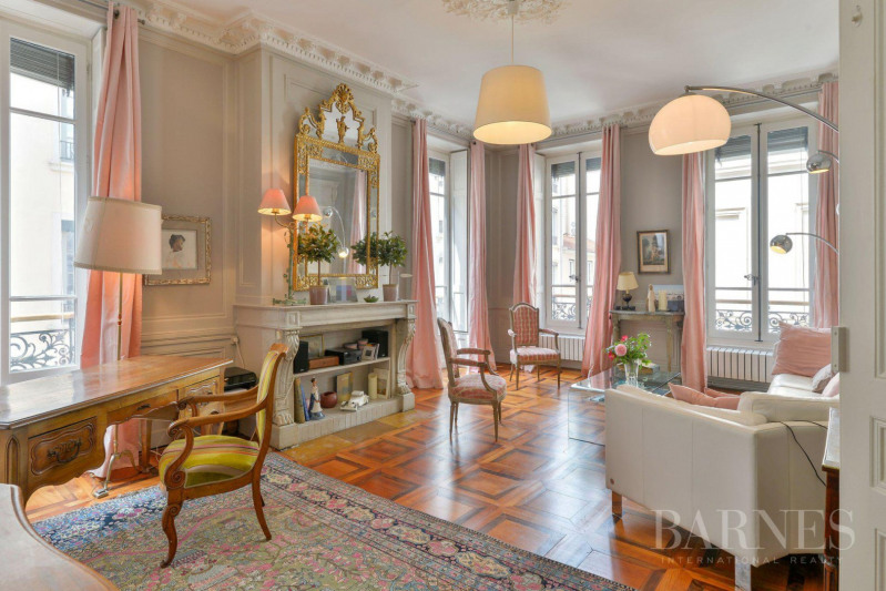 Lyon 2 - Ainay - Apartment of 176 sqm - 4 bedrooms