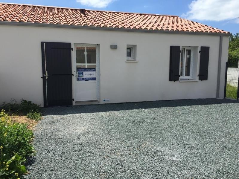 Vente maison / villa La tranche sur mer 169846€ - Photo 1