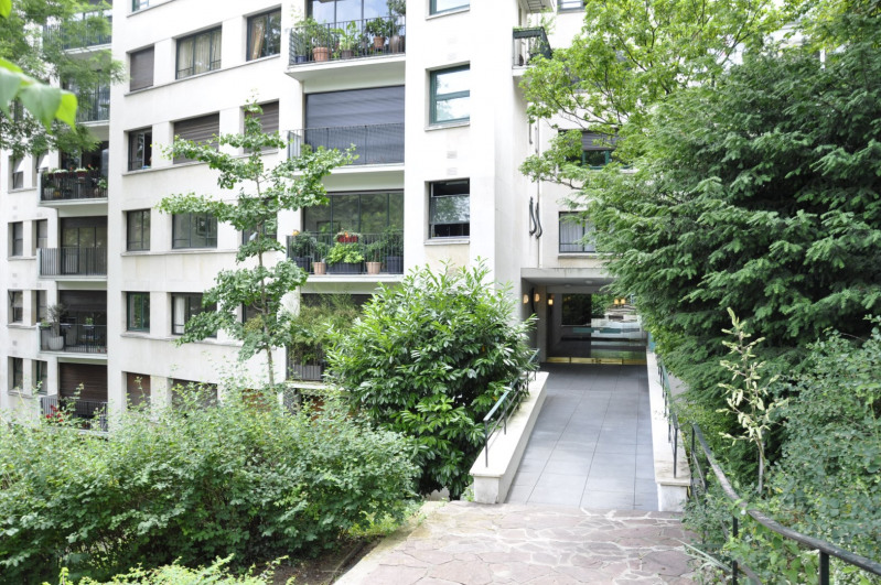 Vente appartement Paris 16ème 640000€ - Photo 2