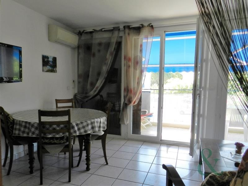 Sale apartment Le lavandou 250 000€ - Picture 3