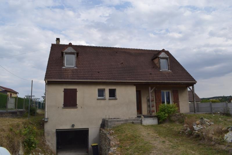 Revenda casa Bennecourt 235000€ - Fotografia 2