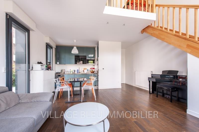 Deluxe sale apartment Asnieres sur seine 580000€ - Picture 5