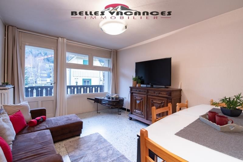 Vente appartement St lary soulan 131000€ - Photo 1