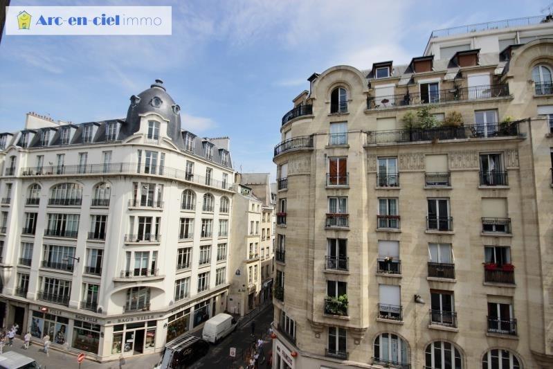 Alquiler  apartamento Paris 3ème 1245€ CC - Fotografía 1