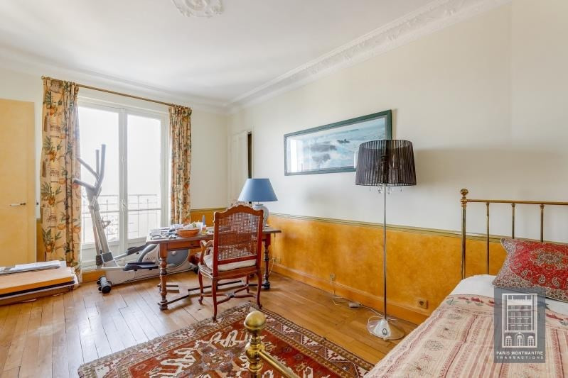 Vente de prestige appartement Paris 18ème 1 490 000€ - Photo 9