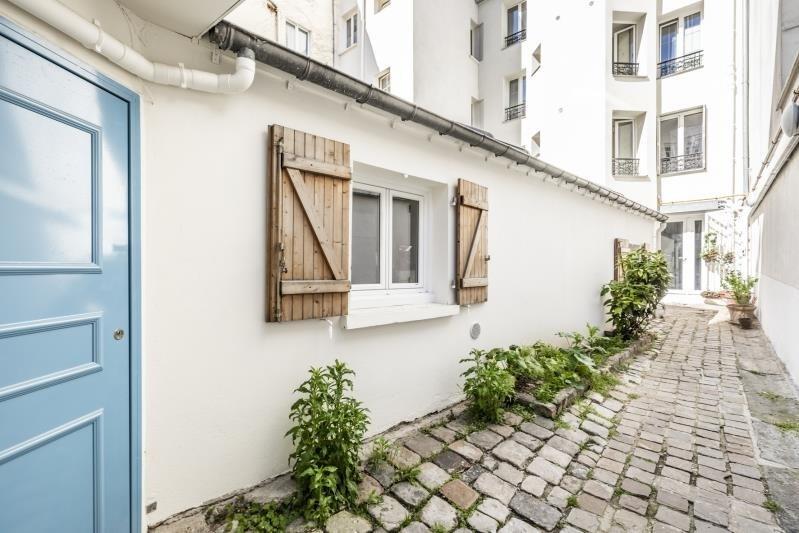 Vente maison / villa Paris 18ème 569000€ - Photo 1
