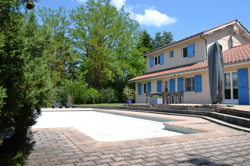Sale house / villa St just chaleyssin 494000€ - Picture 17