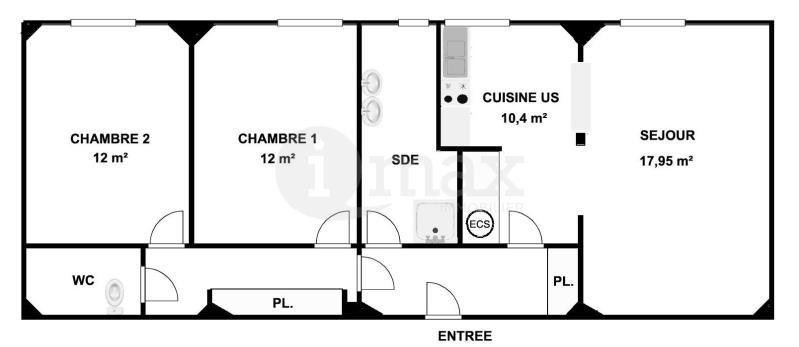 Sale apartment Courbevoie 435000€ - Picture 5