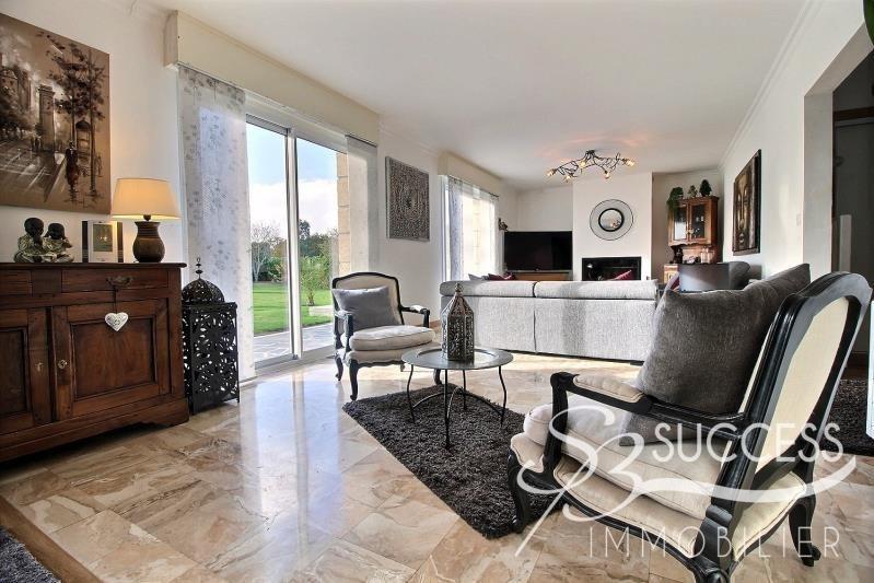 Vente maison / villa Caudan 395500€ - Photo 2
