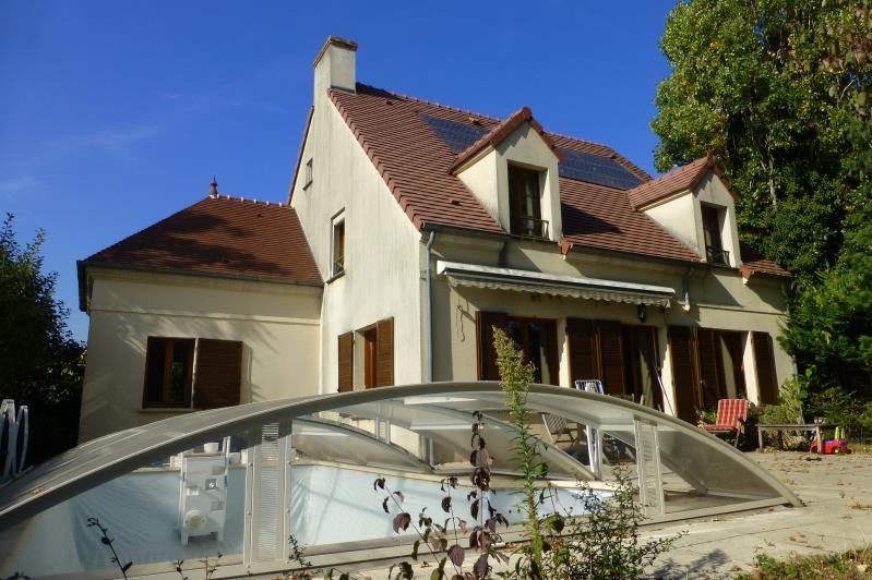 Maison individuelle verneuil sur seine - 9 pièce (s) - 240 m²