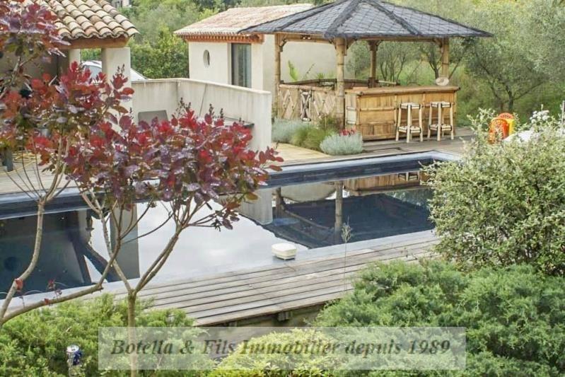 Verkoop van prestige  huis Uzes 799900€ - Foto 3