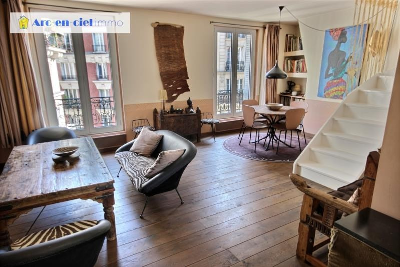 Vente appartement Paris 18ème 799 000€ - Photo 1