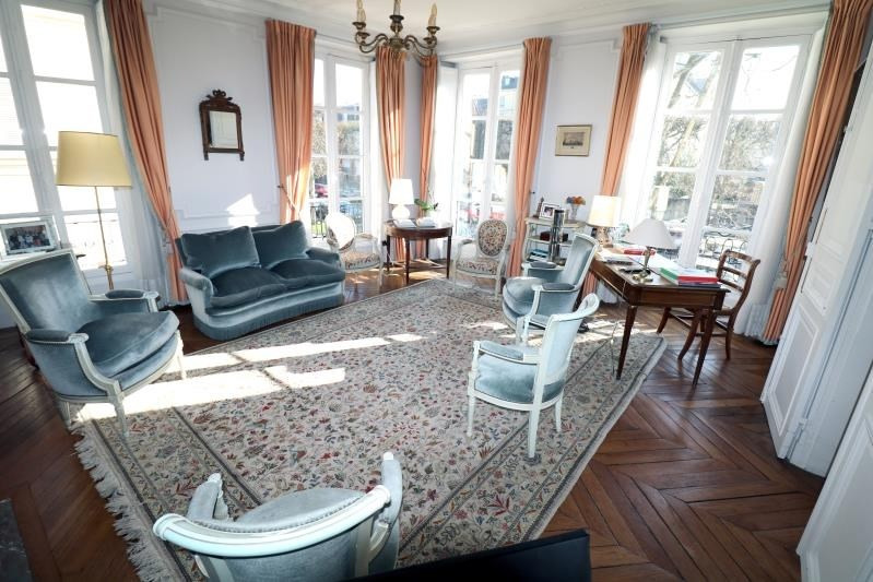Deluxe sale apartment Versailles 1 220 000€ - Picture 1