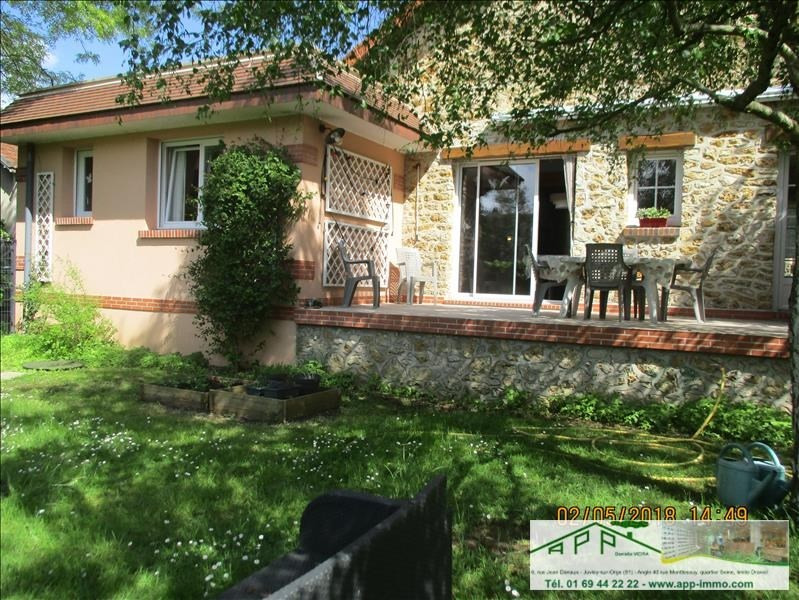 Vente maison / villa Draveil 499000€ - Photo 1