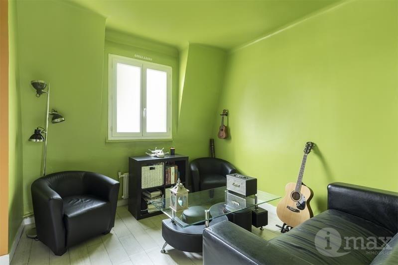 Sale apartment Courbevoie 235000€ - Picture 2