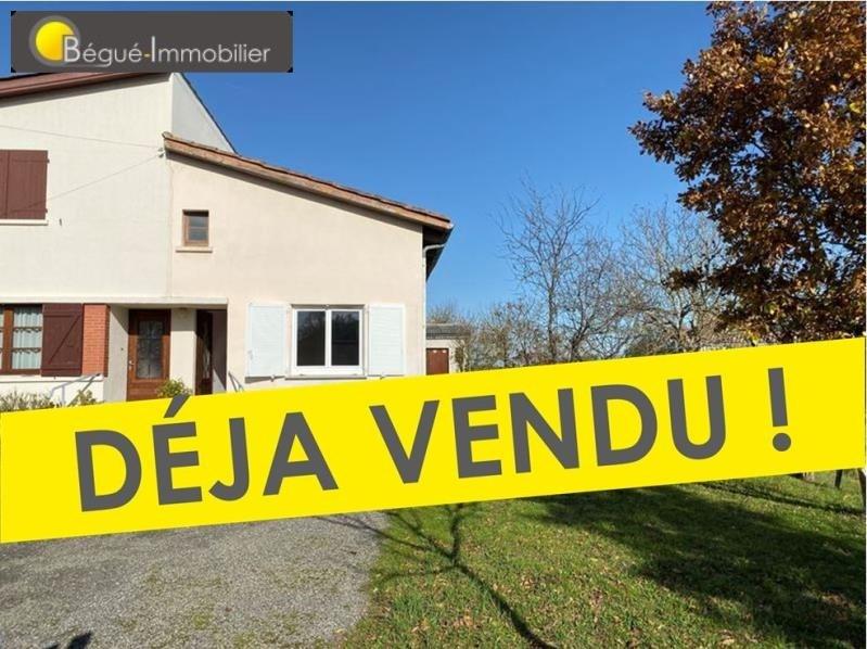 Sale house / villa Pibrac 178500€ - Picture 1