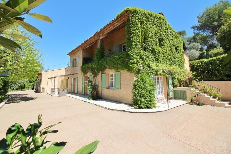 Vente de prestige maison / villa Peymeinade 635000€ - Photo 1