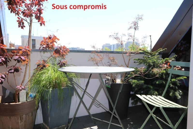 Investment property apartment Strasbourg 345000€ - Picture 1
