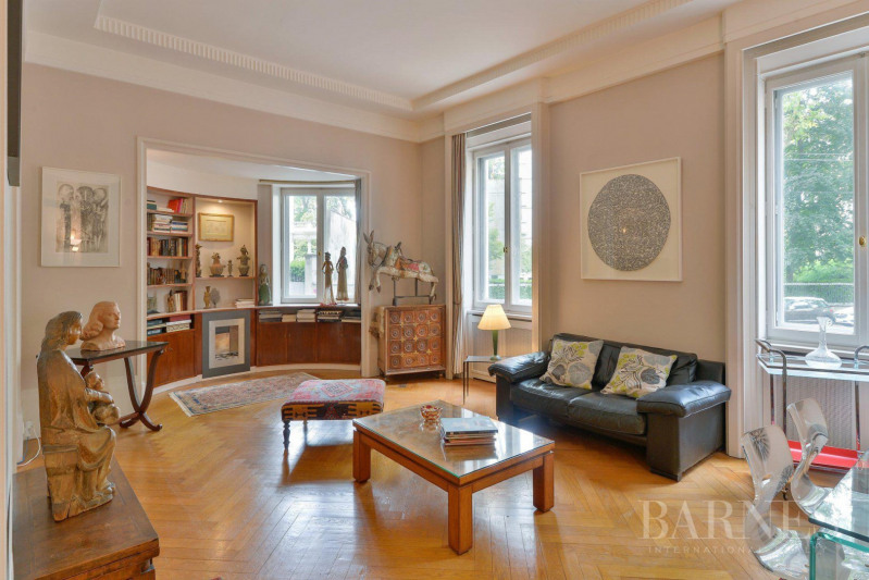 Lyon - Tête d'Or- 145 sqm apartment - 3 bedrooms - cellar