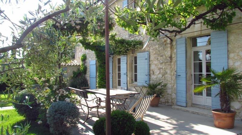 Deluxe sale house / villa Molleges 735000€ - Picture 7