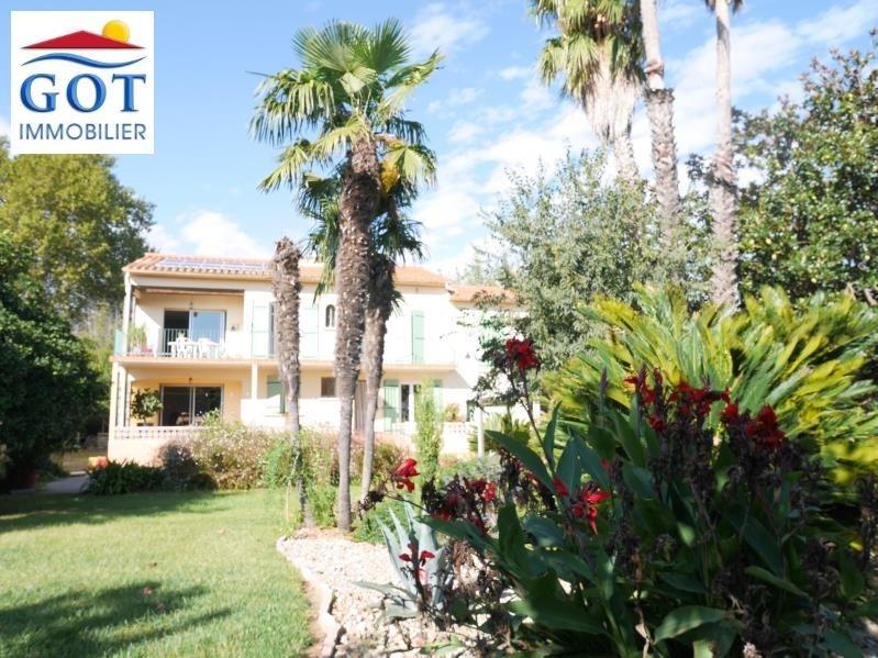 Vente maison / villa Villelongue de la salanque 500000€ - Photo 1