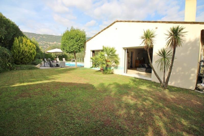 Vente de prestige maison / villa Peymeinade 659000€ - Photo 12