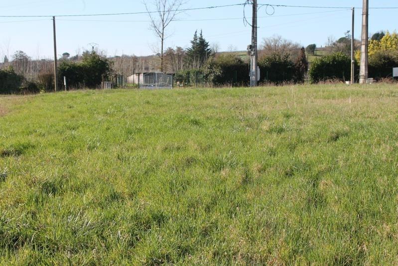 Vente terrain Langon 76300€ - Photo 2