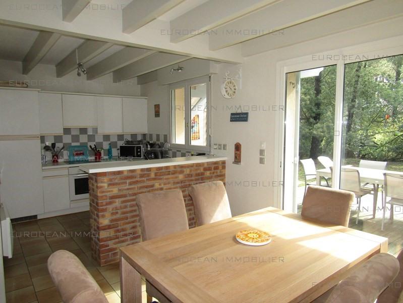 Location vacances maison / villa Lacanau ocean 565€ - Photo 4