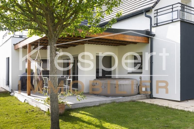 Sale house / villa Schoenau 320000€ - Picture 4