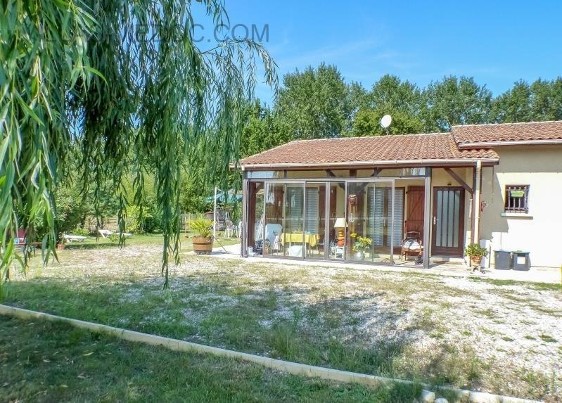 Vente maison / villa Jau dignac et loirac 158000€ - Photo 2