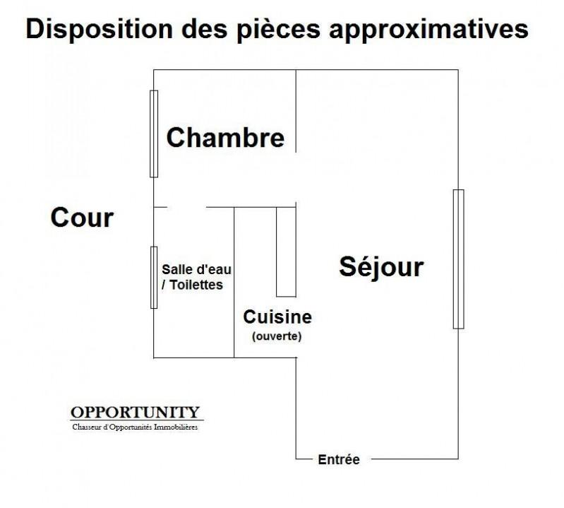 Vente appartement Fontenay-sous-bois 165000€ - Photo 5